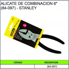 """ALICATE DE COMBINACION 6""""..."""