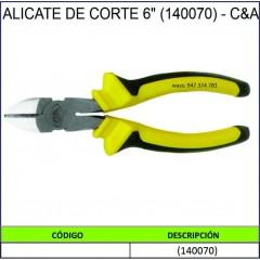 "ALICATE DE CORTE 6""..."