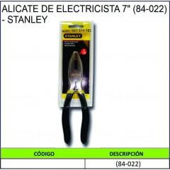 """ALICATE DE ELECTRICISTA 7""""..."""