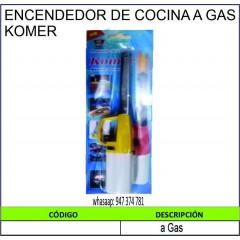 ENCENDEDOR DE COCINA A GAS...