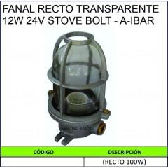 FANAL RECTO TRANSPARENTE...
