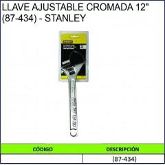 "LLAVE AJUSTABLE CROMADA 12""..."