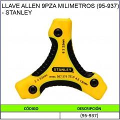 LLAVE ALLEN 9PZA (95-937) -...