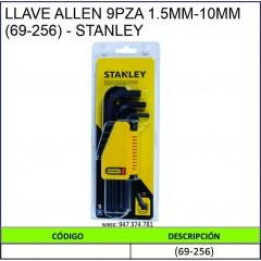 LLAVE ALLEN 9PZA 1.5MM-10MM...