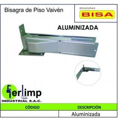 BISAGRA DE PISO ALUMINIZADA...
