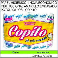 PAPEL HIGIENICO 1 HOJA...