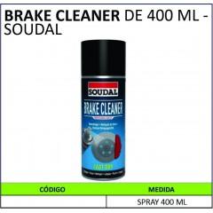 BRAKE CLEANER DE 400 ML -...