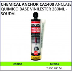 CHEMICAL ANCHOR CA1400...