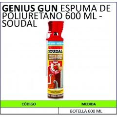 GENIUS GUN ESPUMA DE...