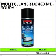 MULTI CLEANER DE 400 ML -...