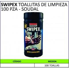 SWIPEX TOALLITAS DE...