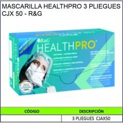 MASCARILLA HEALTHPRO 3...