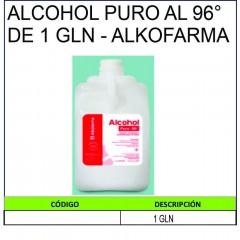 ALCOHOL PURO AL 96% DE 1...