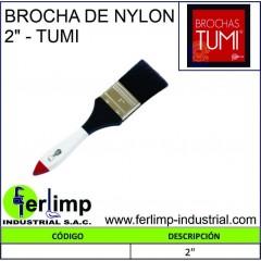 """BROCHA DE NYLON 2""""- TUMI"""
