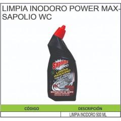 LIMPIA INODORO POWER MAX -...