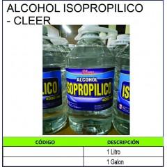 ALCOHOL ISOPROPILICO - CLEER