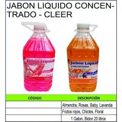 JABON LIQUIDO CONCENTRADO -...
