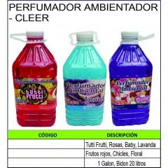PERFUMADOR AMBIENTADOR- CLEER