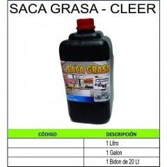 SACA GRASA - CLEER