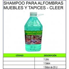 SHAMPOO PARA ALFOMBRAS...