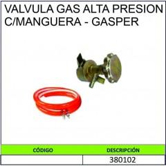 VALVULA GAS ALTA PRESION...