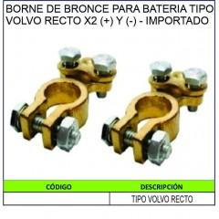 BORNE DE BRONCE PARA...