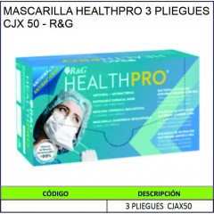 MASCARILLA HEALTHPRO...