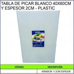 TABLA DE PICAR BLANCO...