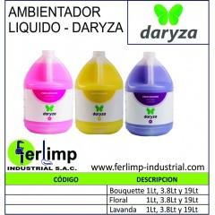 AMBIENTADOR LIQUIDO - DARYZA