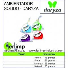 AMBIENTADOR SOLIDO - DARYZA