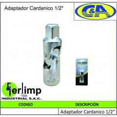 """ADAPTADOR CARDANICO 1/2"""" - C&A"""