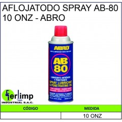 AFLOJATODO SPRAY AB-90 10...