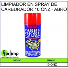 LIMPIADOR EN SPRAY DE...