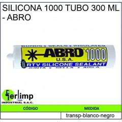 SILICONA 1000 TUBO 300 ML -...
