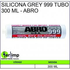 SILICONA GREY 999 TUBO...