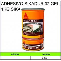 ADHESIVO SIKADUR 32 GEL 1KG...