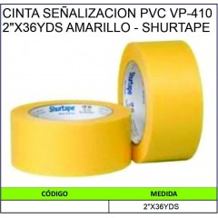 CINTA SEÑALIZADORA PVC...