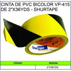 CINTA DE PVC BICOLOR VP-415...