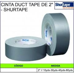 "CINTA DUCK TAPE DE 2"" -..."
