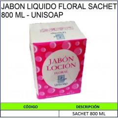 JABON LIQUIDO FLORAL SACHET...