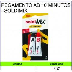 PEGAMENTO AB 10 MINUTOS -...