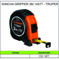 WINCHA GRIPPER 3M 14577 -...