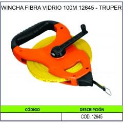WINCHA FIBRA VIDRIO 100M...