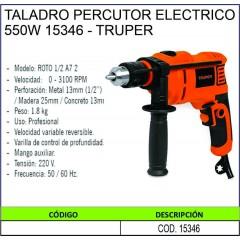 TALADRO PERCUTOR ELECTRICO...