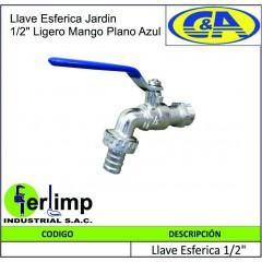 LLAVE ESFERICA JARDIN DE...