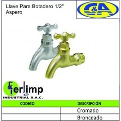 """LLAVE PARA BOTADERO DE 1/2""""..."""