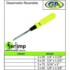 DESARMADOR REVERSIBLE - C&A