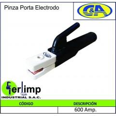 PINZA PORTA ELECTRODO - C&A
