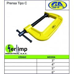 PRENSA TIPO C - C&A