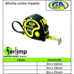 WINCHA CONTRA IMPACTO - C&A